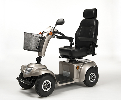 SCOOTER CERES DELUXE